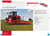 Spring Harrow Rakes Brochure