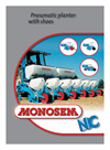 NC Pneumatic - Sugarbeet Drills Brochure