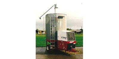 OPICO - Model 395QF 9 Ton - Gas Grain Dryer
