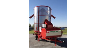 OPICO - Model 120 Eco - 12 Ton - Diesel Grain Dryer