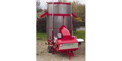 OPICO - Model 1200QF - 12 Ton - Diesel Grain Dryer