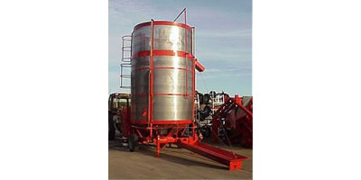 OPICO - Model 1200QF - 12 Ton - Automatic Diesel Grain Dryer