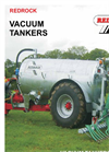 Model 850 - 5000 Gallon - Slurry Tankers Brochure