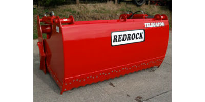 Redrock Telegator - Model 100 Series - Silage Block Cutter