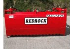 Redrock - Model 85 Series - Alligator Silage Blockcutter