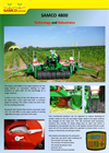 Samco - Model 4800 - Drill Machine - Brochure