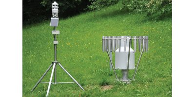 Meteorological sensors for agricultural meteorology