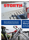 High Performance Slurry Static Pump Brochure