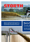 Slurry Mixer Products - Brochure