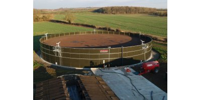 Slurry Storage Tanks