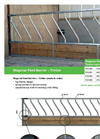 Timber Diagonal Feed Barrier Brochure