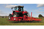 Model F 3040 - Spring Harrow Rakes