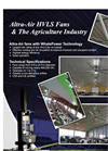 Recirculation Fan Ventilation- Brochure