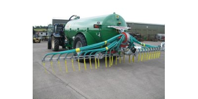Slurry Mate - Model 6.5 / 7.5 Mtr - Universal Tanker Mounted Dribble Bar
