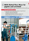 PORCO - Slatted Floor Mixer Brochure