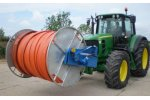 TRAMSPREAD  - Model 1000m and 600m - Mounted Umbilical Hose Reelers