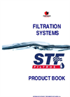FMA 3000 - Hydraulic Selfcleaning Screen Filter Datasheet