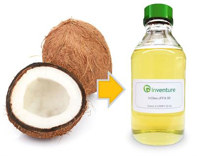 Inventure - Affordable Coconut-Based Medium Chain Fatty Acids