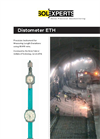 Model ETH - Distometer Brochure