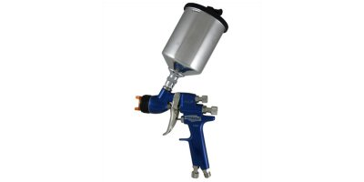 AirVerter - Model GG-100 - HVLP Gravity Feed Spray Gun
