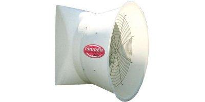 Pruden - Fiberglass Fans for Agricultural