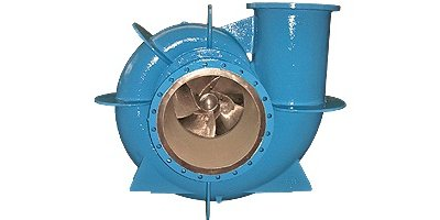 Ganz - Model BK - End Suction Pump