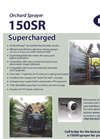 Orchard Sprayers 150SR- Brochure