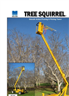 Tree Squirrel - Pruning and Picking Towers - Brochure