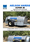 Nelson Hardie - Model SUPER 40 - Diameter Reinforced Composite Axial Fan - Brochure