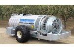 Nelson Hardie - Model 4000P - Single 40` Diameter Axial-flow Fan