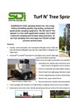 Turf and Trees Sprayer Brochure