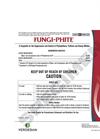 Fungi-Phite - Fast Acting Fungicide Brochure