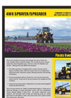 Model 4W6 - Sprayer Brochure