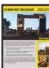 Model H7 - Tree Digger- Brochure