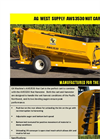 Model AWS3530 - Nut Cart Brochure