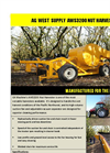 Model AWS3200 - Nut Harvester- Brochure