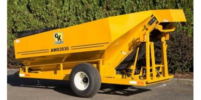 Model AWS3530 - Nut Cart