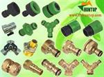 Brass Garden Hose End Fitting Connectors Manufacturer Huntop China, water hose quick connectors