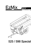 525 - 598 EzMix (2200 Series) - Owners Manual
