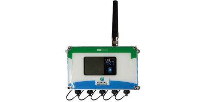 WEB-TX4 Field Monitoring Station