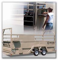 Model NTEP - Mobile Animal Scale