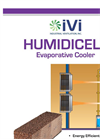 Humidicell Evaporative Cooler Brochure