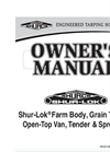 Shur-Lok - Super Duty Farm Bodies - Brochure