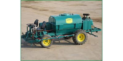 Model RW-8 - Self-Propelled Sprayers