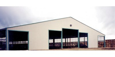 All steel Agricultural Buildings