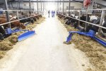 DeLaval - Model FPM300 - Cow Feed Pusher