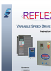 Reflex Variable Speed Drive System Catalogue