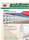 Storm - Model 55 - Fiberglass Exhaust Fan  Brochure