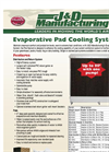 Evaporative Pad Cooling System Brochure