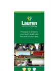 Lauren AgriSystems Products Brochure